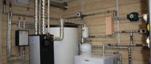 монтаж отопления частного дома в Тюмени